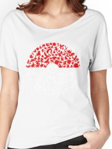 Who's That? Women's Relaxed Fit T-Shirt