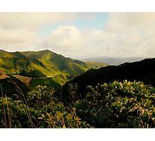 New Zealand landscape 6 Photographic Print