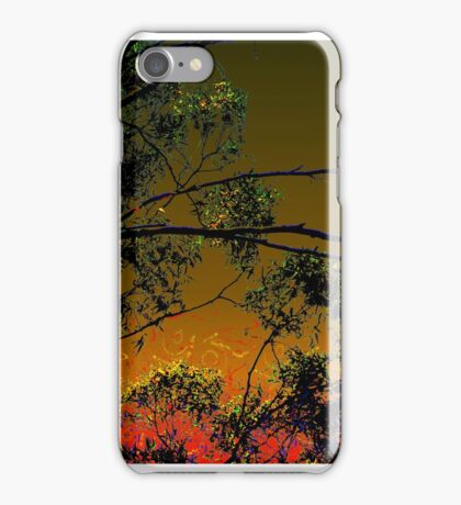 Beautiful Gumtree's iPhone Case/Skin
