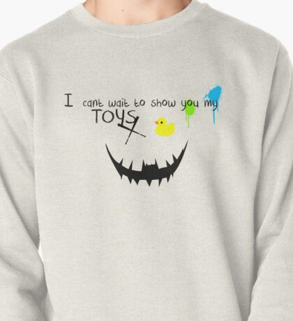 Toys Pullover