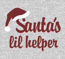 Santas little helper by Boogiemonst