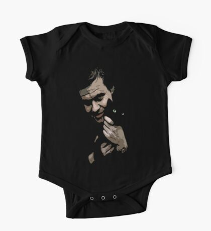 Giger and Kitten One Piece - Short Sleeve