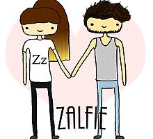 Zalfie- OTP by Angus Jennings