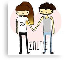 Zalfie- OTP Canvas Print