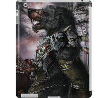 Werewolf - The warlord iPad Case/Skin