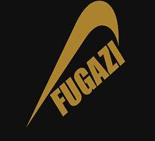 """""""FUGAZI"""" Tick Logo SLANTED T-shirt Unisex T-Shirt"""