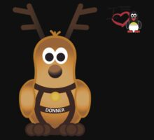 Christmas Penguin - Donner Kids Clothes