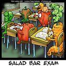 Salad Bar Exam  by Rick  London