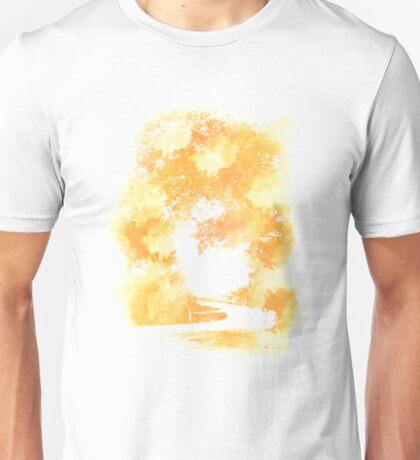 Roads of Autumn Unisex T-Shirt