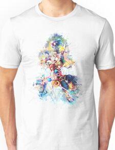Kingdom Hearts Family Unisex T-Shirt