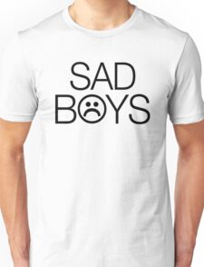 Sad Boys 2001 Yung Lean Unisex T-Shirt