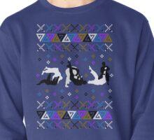 jiu jitsu christmas sweater Pullover