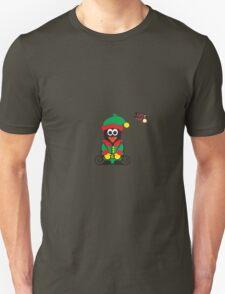 Christmas Penguin - Elf Unisex T-Shirt