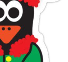Christmas Penguin - Elf Sticker