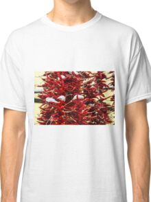Chiles and garlic. Classic T-Shirt