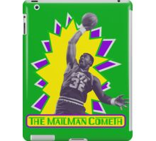 The MailMan Cometh iPad Case/Skin