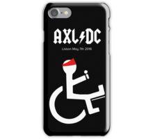Funny AXL/DC Lisbon iPhone Case/Skin