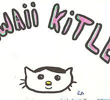 Kawaii Kitler by RachBeavs