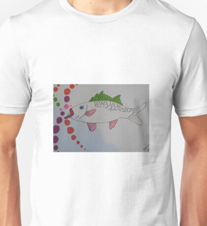 Manga fish Unisex T-Shirt