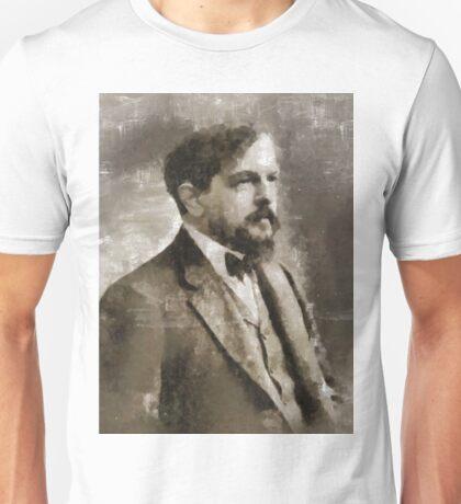 Claude Debussy, Composer Unisex T-Shirt