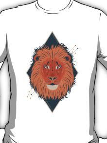 Panthera Leo (African Lion) T-Shirt