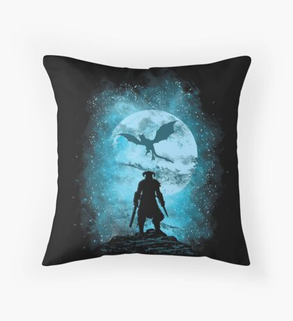 skyrim17 Throw Pillow