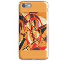 Russian Constructivism iPhone Case/Skin
