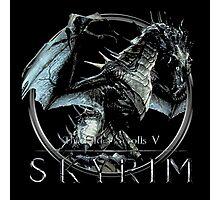 skyrim18 Photographic Print