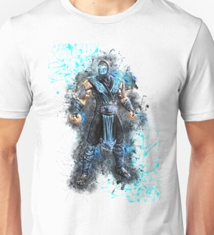subzero Unisex T-Shirt