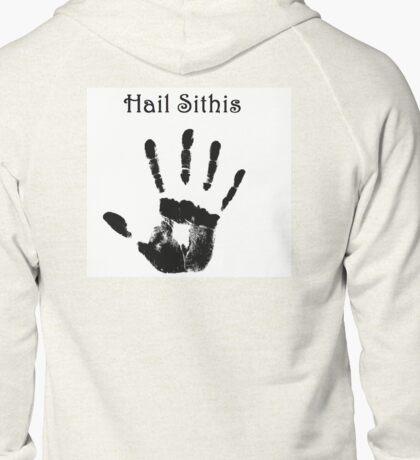 Hail Sithis Zipped Hoodie