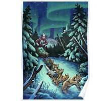 Gilly & the Snowcats Poster