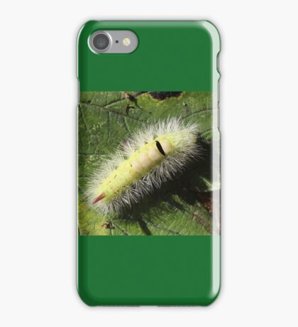 Beware of the toothbrush! iPhone Case/Skin