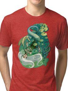 Nenúfar Tri-blend T-Shirt