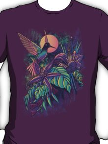 Purple Garden T-Shirt