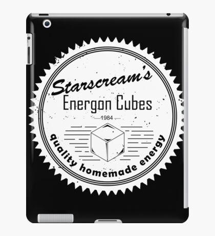 Starscream's Energon  iPad Case/Skin