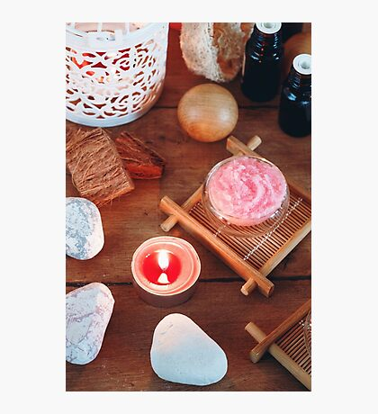 Relaxation and Meditation Photographic Print