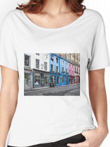 Edinburgh Women's Relaxed Fit T-Shirt