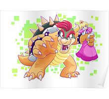 Gettin real tired of this sh*t, Bowser Poster