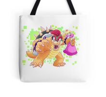 Gettin real tired of this sh*t, Bowser Tote Bag