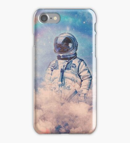 Between the Clouds iPhone Case/Skin