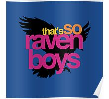 That's So Raven Boys Poster