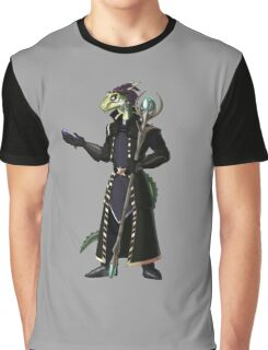 skyrim 25 Graphic T-Shirt