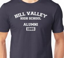 Back to the Future - Hill Valley High School Alumni Unisex T-Shirt