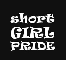 SHORT GIRL PRIDE Womens Fitted T-Shirt