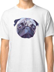 Vector pug Classic T-Shirt