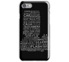 Photography 101 iPhone Case/Skin