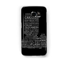 Photography 101 Samsung Galaxy Case/Skin