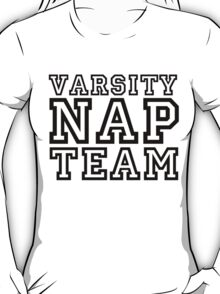 Varsity Nap Team T-Shirt