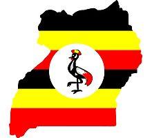 Uganda Photographic Print
