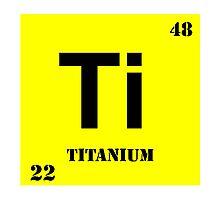 Titanium Photographic Print